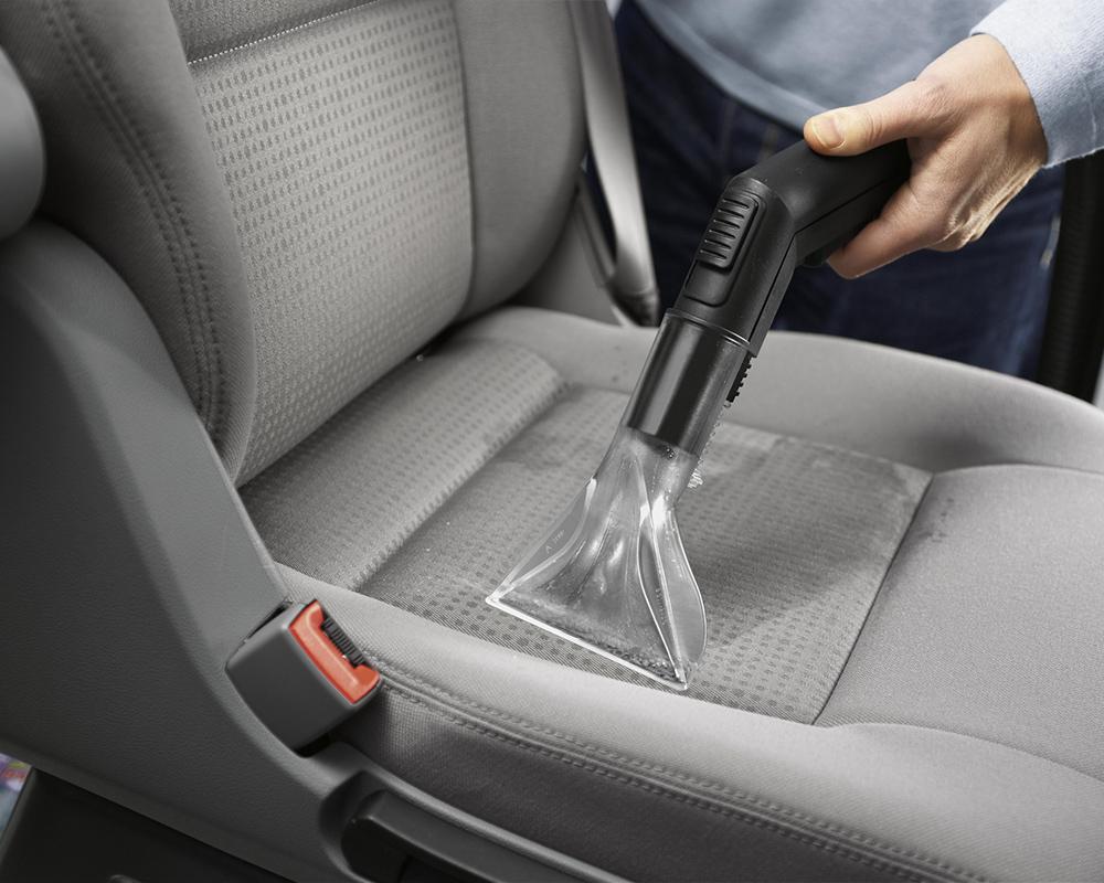 Как почистить сидение автомобиля